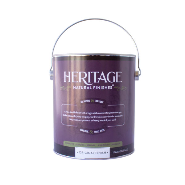 Heritage Natural Finish Original